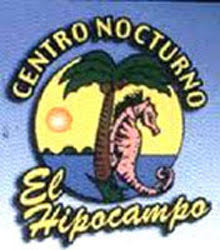 Logo for strip club HipoCampo, the Seahorse