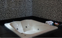 photo of jacuzzi in a suite at Motel Pedregal Puerto Vallarta