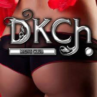 bigass girl in an ad for DKCH Strip Club