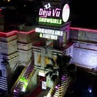 It's looks like the Titty Twister, but it's a night photo of the Deja Vu strip club in Tijuana