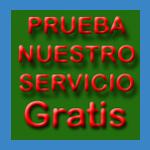 prueba nuestro servicio gratis