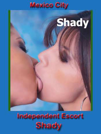 close up of Shady kissing her girlfriend
